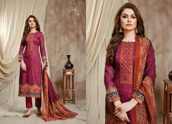 Bela Fashion  Saanjh Wholesale suit  Catalog