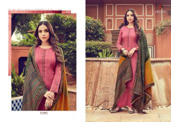 DEEPSY SUITS  Panghat-6  Wholesale suit Catalog