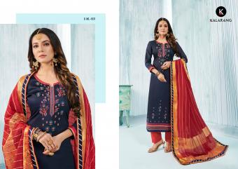 Kessi Kalarang  Jasmine Vol-6  Wholesale suit  Catalog