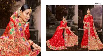Lifestyle Saree  Soneri   Wholesale sarees Catalog