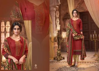 Mrigini  Pashmina Collection  Wholesale suit  Catalog