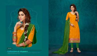 Poonam Designer Nazakat Wholesale suit Catalog