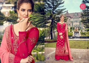 Riddhi siddhi fashion MAHIRA-Vol2  Wholesale  suit  Catalog