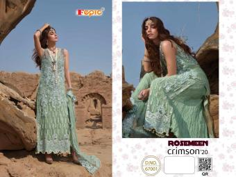 ROSEMEEN  CRIMSON 20 Wholesale Salwar kameez  Catalog