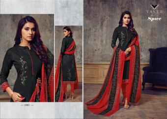 VASTU TEX  SPICE  Wholesale suit Catalog