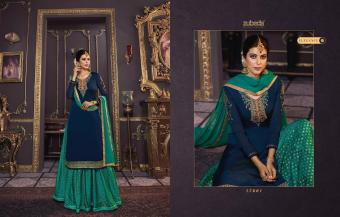 Zubeda  Mishti   Wholesale suit  Catalog