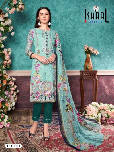 ishaal-prints-gulmohar-vol-10-10001