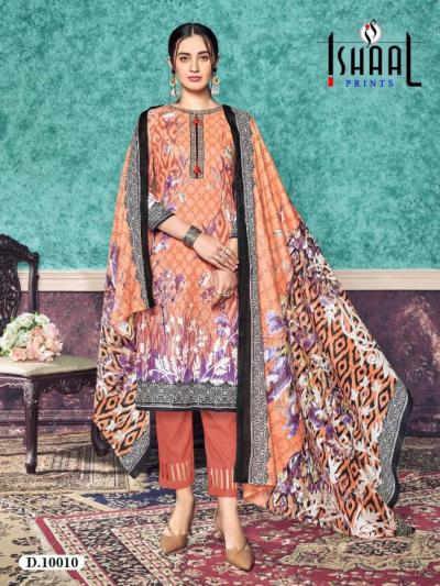 ishaal-prints-gulmohar-vol-10-10010