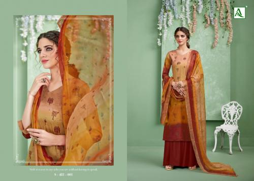 ALOK SUIT  SACHI  Wholesale Salwar Kammez Catalog