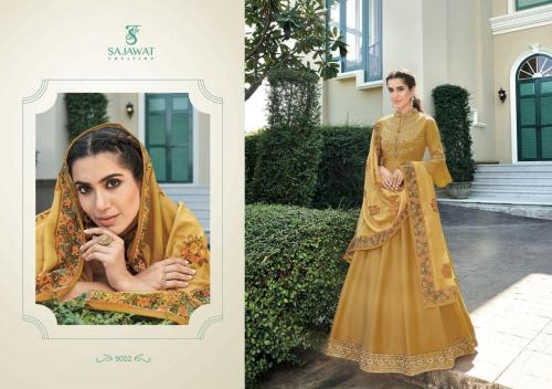 Sajawat creation sf™  RIHANNA NX  Wholesale  Salwar Kameez Catalog
