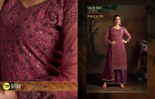 Taslim NAZAKAT Wholesale salwar suit Catalog