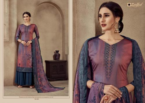 Zulfat Designer Suits HOTSTAR Wholesale salwar kameez Catalog